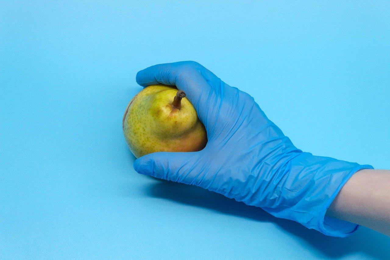 manfaat sarung tangan steril