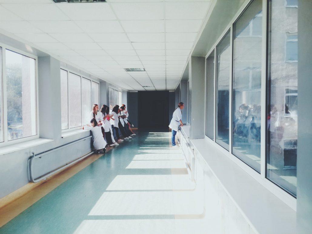 kebersihan rumah sakit