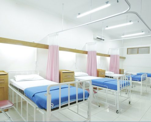 tips aman pengunjung rumah sakit